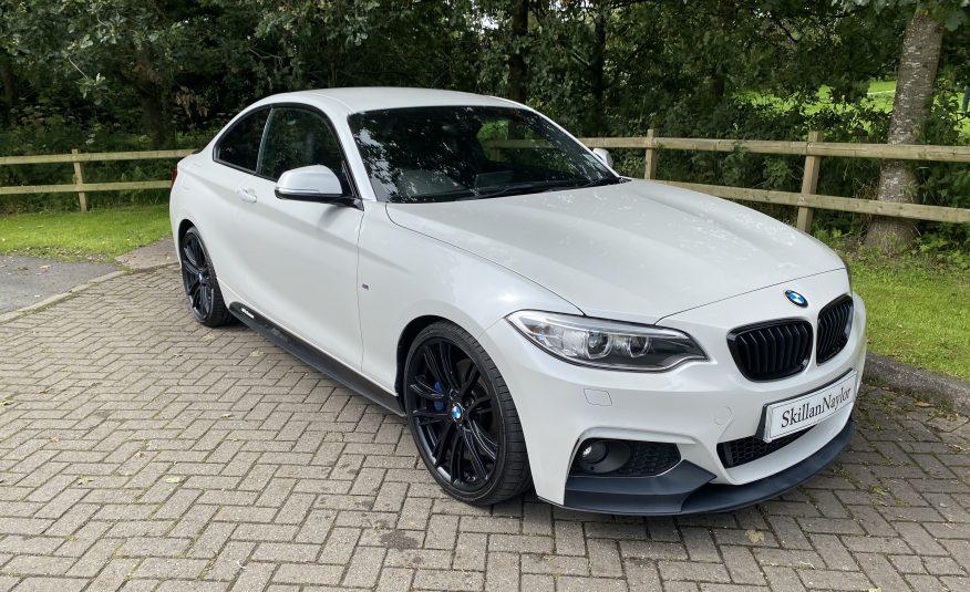 2015 BMW 225d M-Sport 2Dr Coupe Auto