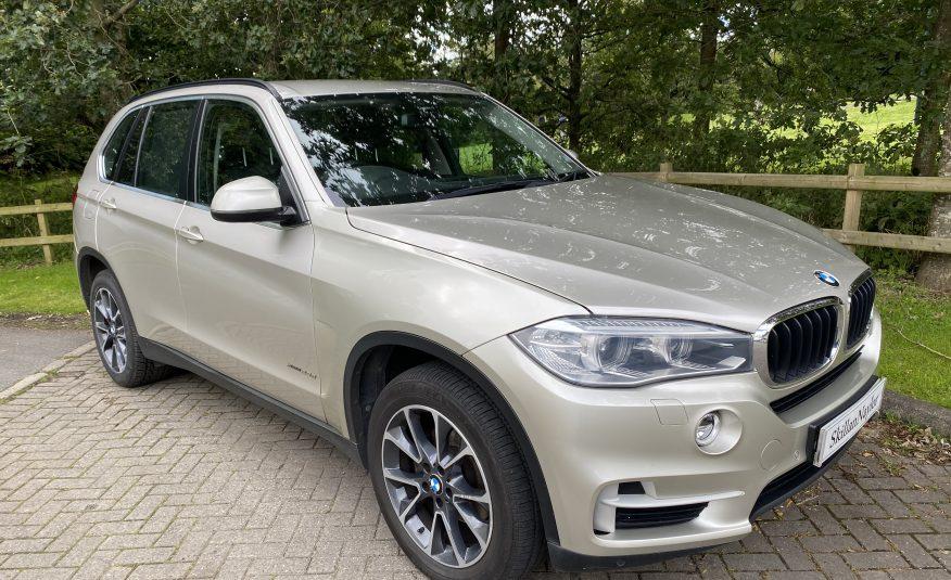 2014 BMW X5 xDrive25d SE Auto