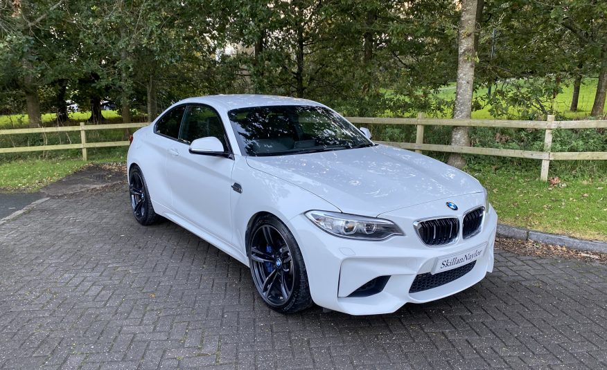 2017 BMW M2 3.0 MDC-T 2Dr Coupe