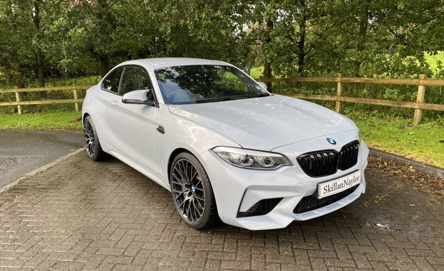 2019 BMW M2 3.0 Competition MDC-T