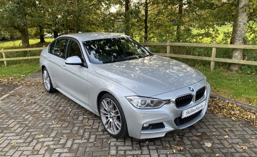 2012 BMW 320i xDrive M-Sport Saloon Auto
