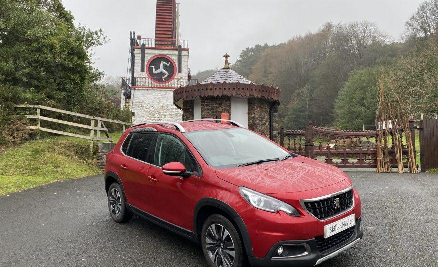 2017 Peugeot 2008 1.2 Allure