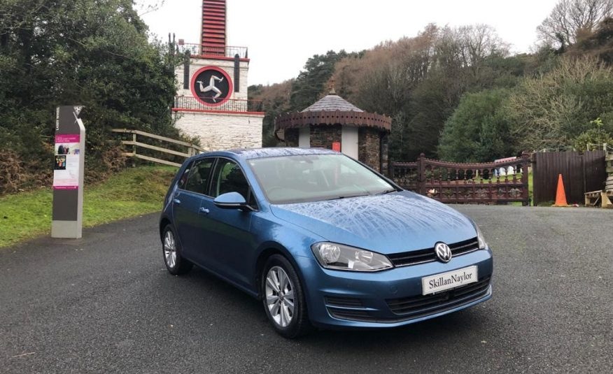 2013 Volkswagen Golf 1.6 TDi SE Bluemotion