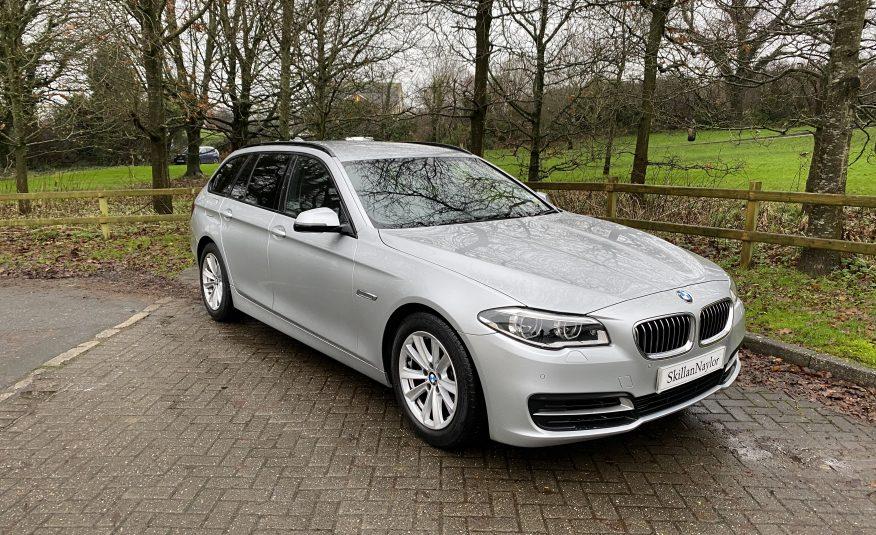 2017 BMW 520d SE Touring Auto