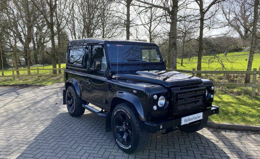 2013 Land Rover Defender 90 XS Urban Nurburg Edition