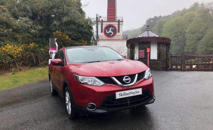 2014 Nissan Qashqai 1.2 DIG-T Acenta Premium
